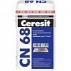 Выравнивающая смесь для пола Ceresit CN 68 (от 1мм до 15мм)