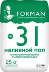 Выравнивающая смесь Форман 31 от 20мм-70мм