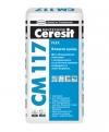 Клей для плитки Ceresit 117