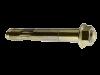 Дюбель мет анкерный 6*40(желтый)
