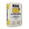 Клей для плитки  LitoFloor  К66 25 кг